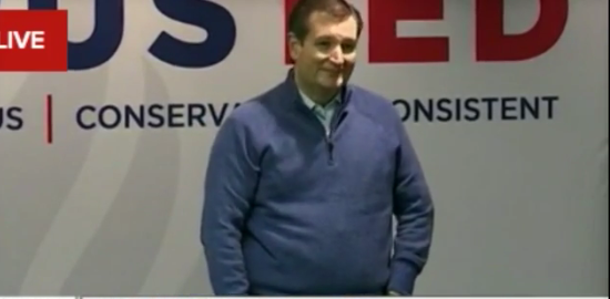 Cruz Refuses to Answer How he was Unaware of His Canadian Citizenship Until 2013