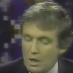 42-Year-Old Donald Trump Supported George H.W. Bush in 1988