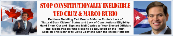 The Ted Cruz Investigation With J.B. Williams. N.A.L.C.
