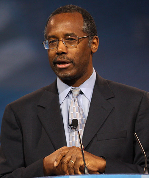 Official Statement:  Ben Carson Will Not Attend Thursday Night Republican Debate