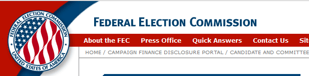 Federal Election Commission Does Not Ask for Proof of Candidates' Qualifications