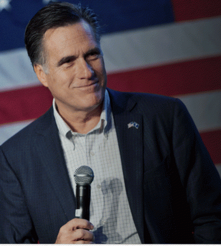 "Report:  Romney Will Attempt to ""Dislodge"" Trump on Thursday Before Republican Debate"