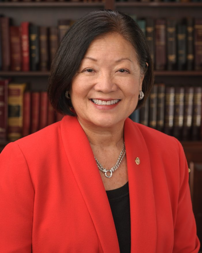 "If Sen. Mazie Hirono is a Naturalized Citizen, How is Ted Cruz ""natural born?"""