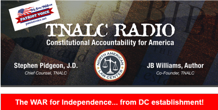 TNALC Radio Tonight – 5:00 p.m.
