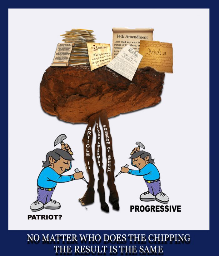Pretentious Patriots
