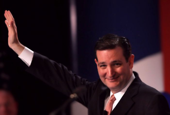 Cruz – Your Christian and Conservative Cover is Blowing Up