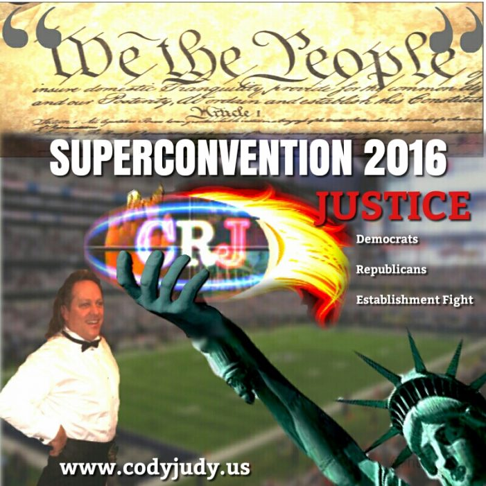 Contested Convention:  The Statue of Liberty Play