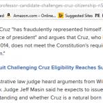 "NBC News Declares Ted Cruz ""a Naturalized Citizen"""