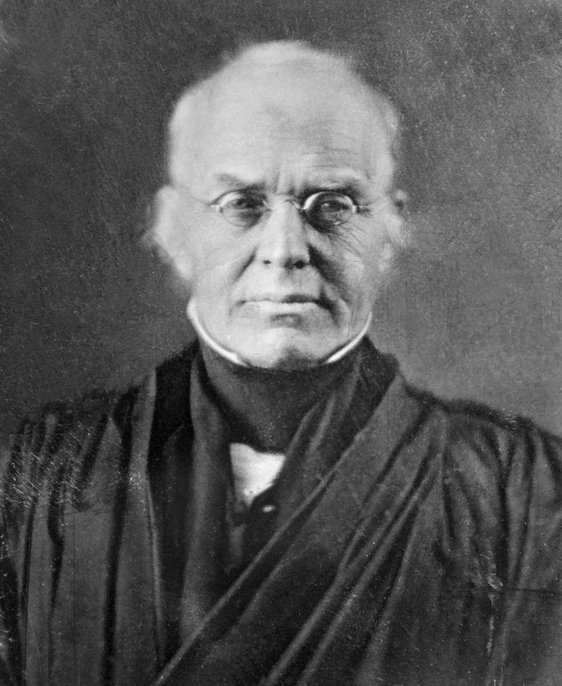 U.S. Supreme Court Assoc Justice Joseph Story