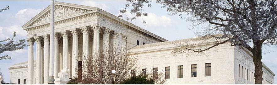U.S. Supreme Court side-front