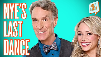 Bill Nye, the Scientism Guy