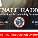 Col. Jim Harding, USAF (Ret) on TNALC Radio TONIGHT!‏