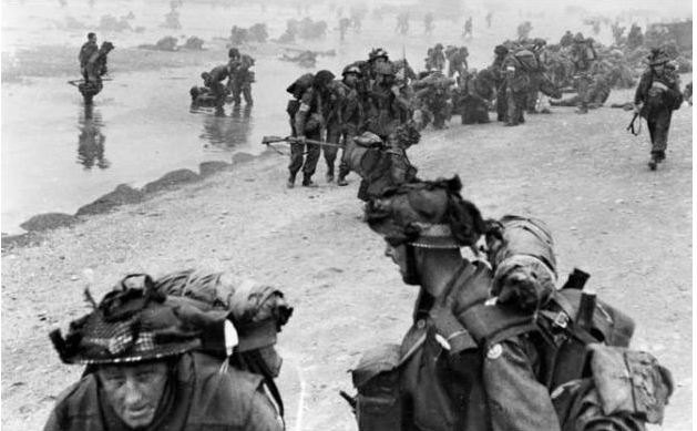 D-Day + 72 Years