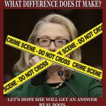 HRC=Heartless-Reckless-Corrupt