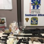 Joint Action by Bridgeport and CT State Police Disrupts Illegal Prescription Drug Ring, Seizes Numerous Weapons