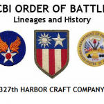 CBI Order of Battle:  Lineages and History