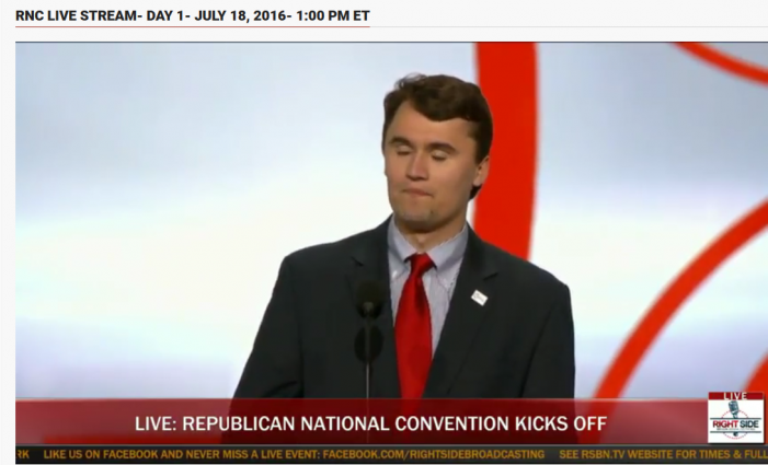 Live-Streaming of RNC Presented by RightSide Broadcasting Network