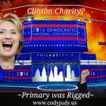 Clinton Charity Keeps on Giving…to Trump