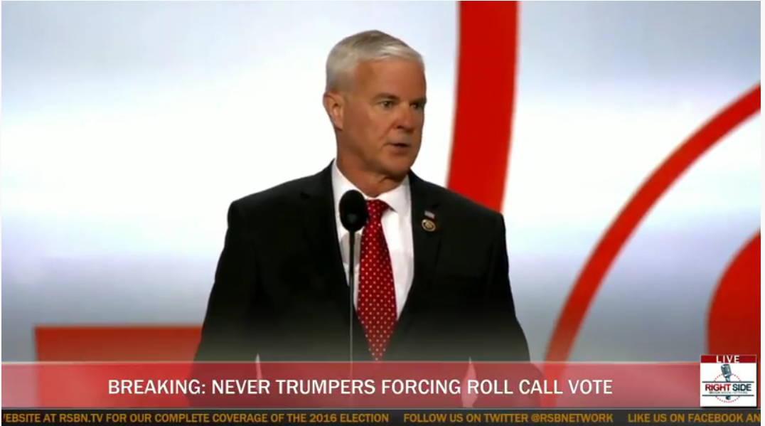 nevertrump forcing roll call vote