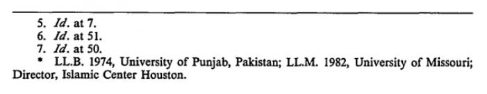 Where Did Khizr Khan Obtain His U.S. Law Degree?