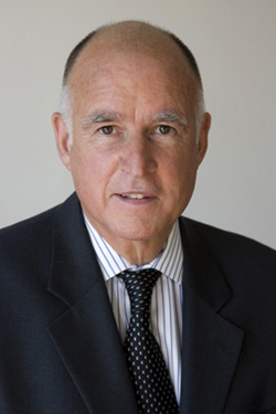It's Weather, Not Climate Change, Governor Brown