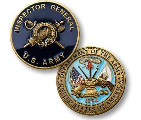 Inspector General of the Army