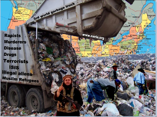 How To Turn America Into a Third World Garbage Dump