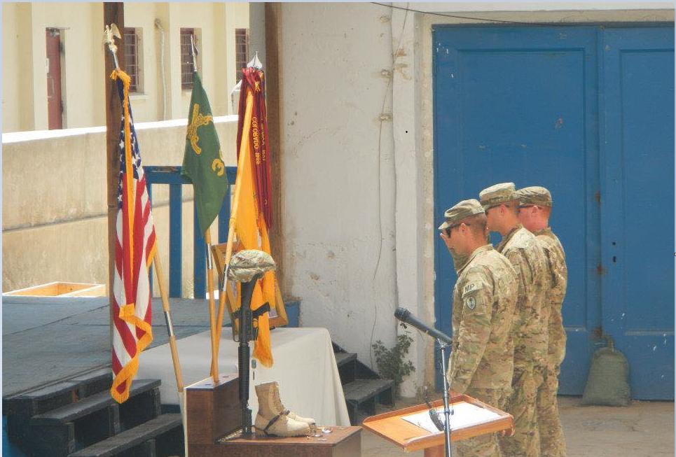 Tom Boyle Memorial Service