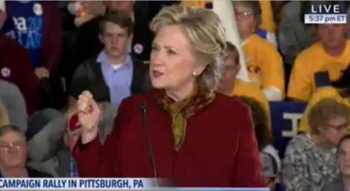 Clinton & Kaine Campaign in Pittsburgh, PA