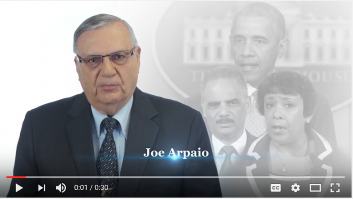 """Sheriff Joe Arpaio:  """"It's all About Illegal Immigration"""""""