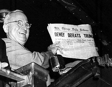 I Have Two Words for Donald Trump––Harry Truman!