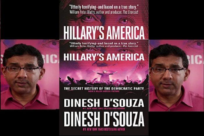Hillary's America…?