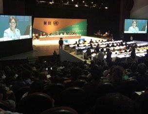 "UN Habitat III Pushes ""Compact Cities"""