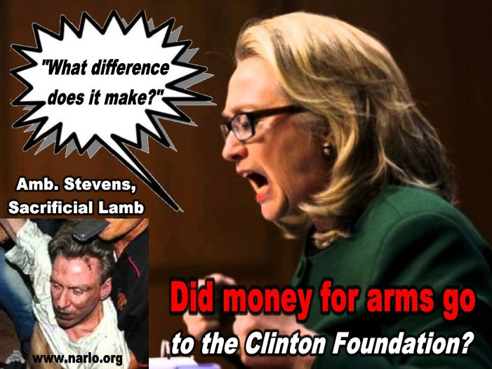 Did Hillary Sacrifice the Benghazi Heroes For Money?