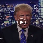 "Trump Shows Humility Regarding Video ""I said it and it was wrong"""