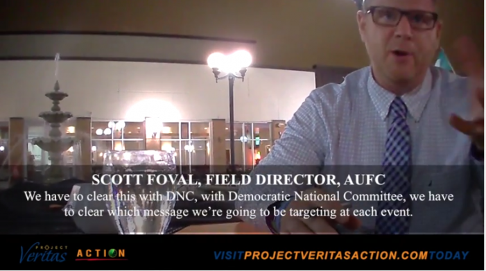 New Project Veritas Video Released