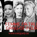 Before You Vote –  Check Out Femme Fa-tale Gang of Four