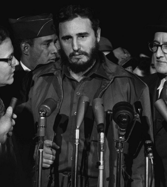 Good Riddance, Fidel (RR)