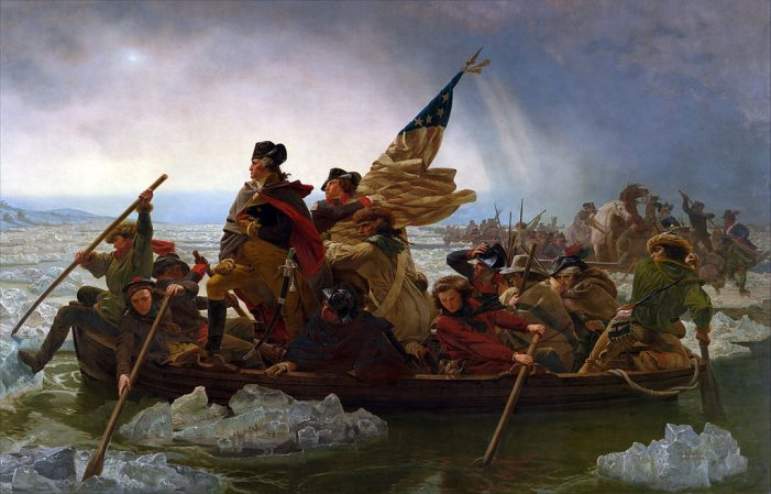 Crossing the Delaware (1776)