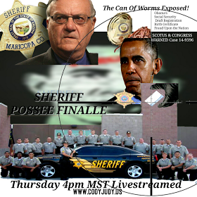 Sheriff Posse Finale Can of Worms Exposed to the Nation