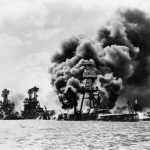 December 7, 2016: The 75th Anniversary of the Sneak Attack by Japan on Pearl Harbor