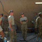 The Question of Reserve Units in the Military and Necessity of Females in Combat Situations