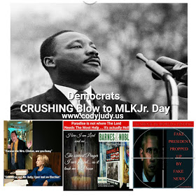 Crushing Martin Luther King, Jr. Legacy – The Democrats!