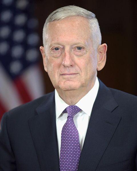 "Should James ""Mad Dog"" Mattis Become DOD Secretary?"