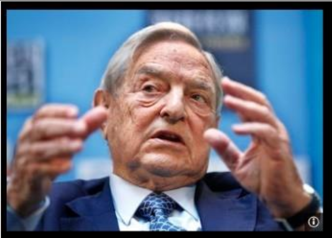 Why is Soros Off-Limits?