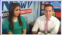 Phoenix Fox Station:  Fox News Channel Watched Last Month's Birth Certificate Presser