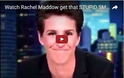 Rachel Maddow: I Delight in Posting This!!
