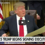 """Report:  Trump to Reinstate """"Mexico City"""" Policy on Anniversary of Roe v. Wade"""