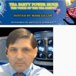 Mark Gillar From The Tea Party Power Hour With Updates On Obama's Identity Fraud