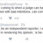 Does a Federal Judge Have the Authority to Override the President?